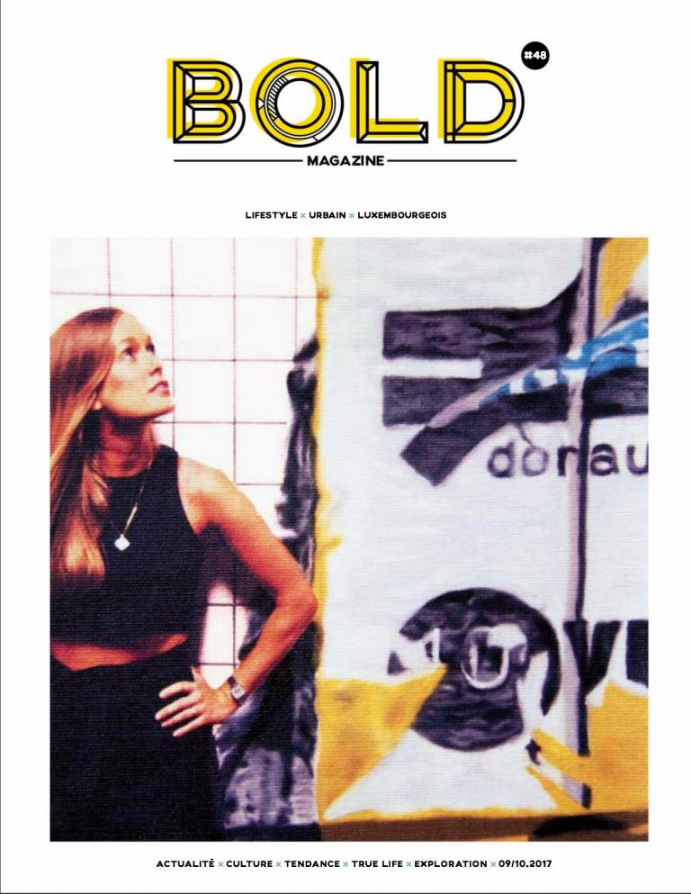 cover | bold magazine | september'17 | LUX