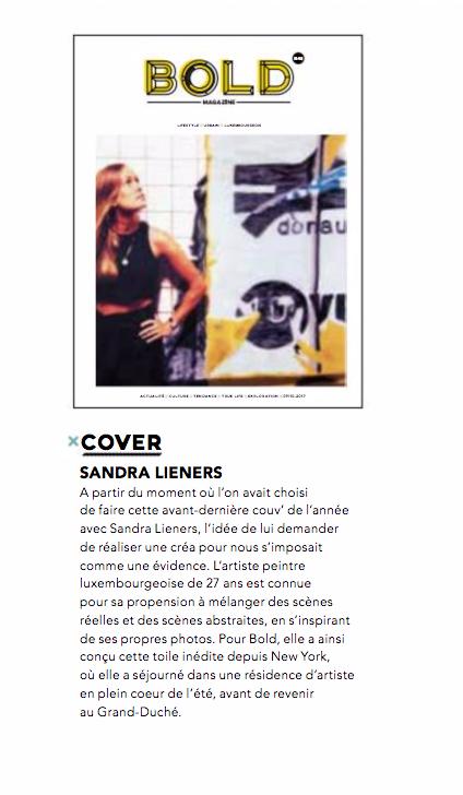 bold magazine | september'17 | LUX
